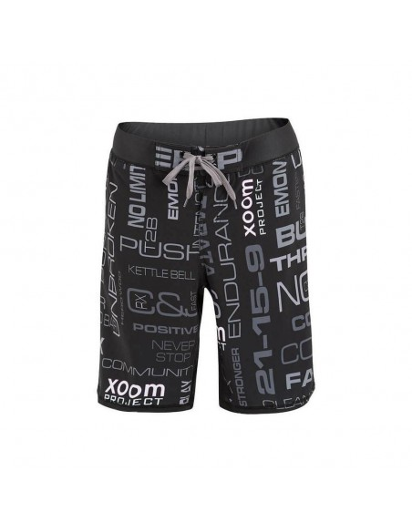 PANTALON PRO LIGHT TEXT NEGRO