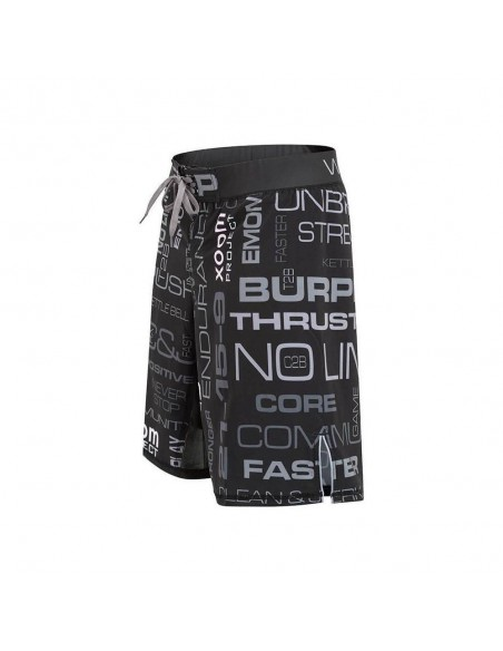 pantalon pro light text negro xoom project