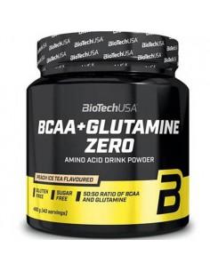 Bcaa + Glutamine Zero 480g