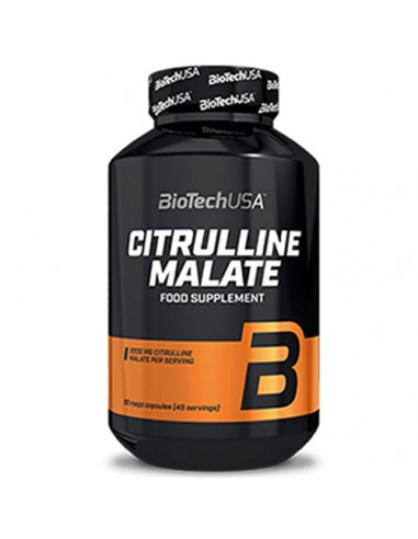 Citrulline Malate - 90 Caps