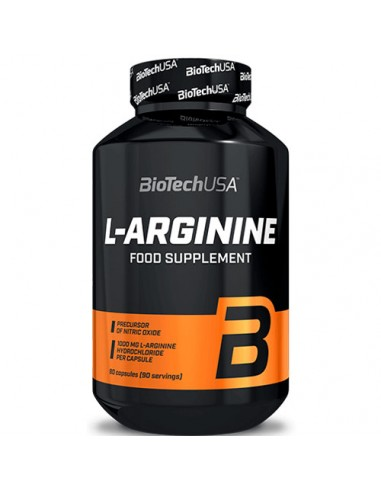 L Arginina - 90 Caps