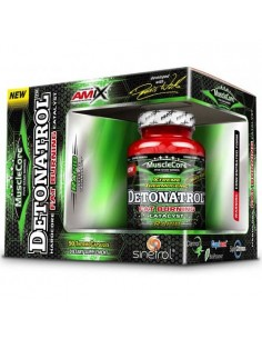 Detonatrol Fat Burning - 90 Caps