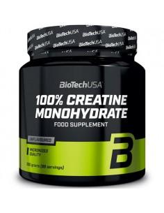 100% Micronized Creatine Monohydrate - 500Gr
