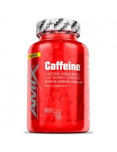 Caffeine + Taurine - 90 caps