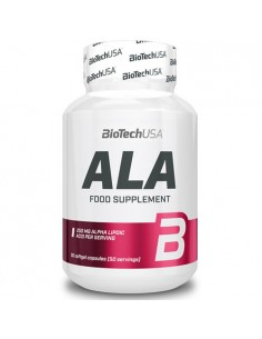 Ala Alpha Lipoic Acid - 50 Caps