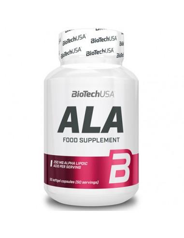 Ala Alpha Lipoic Acid - 50 Caps