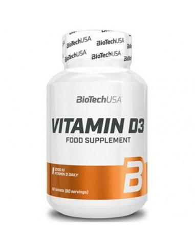 Vitamin D3 - 60 TABS