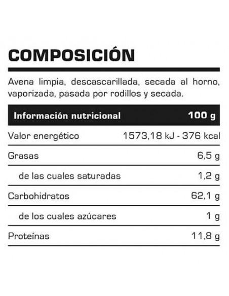 Copos de Avena Instant 1K_composicion