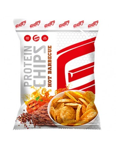 Hot Barbecue - Chips - Got7