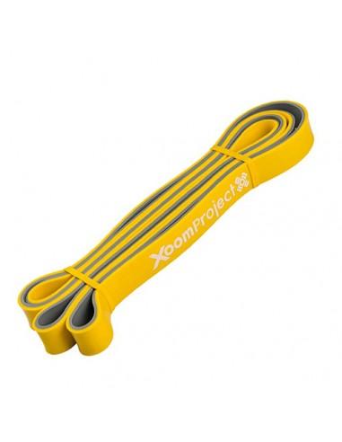 Banda Elastica de Resistencia Amarilla Gris