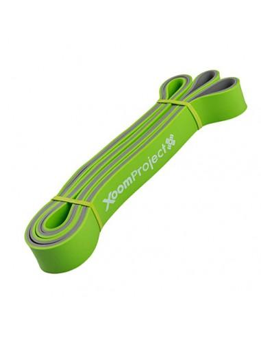 Banda Elastica de Resistencia Verde Gris