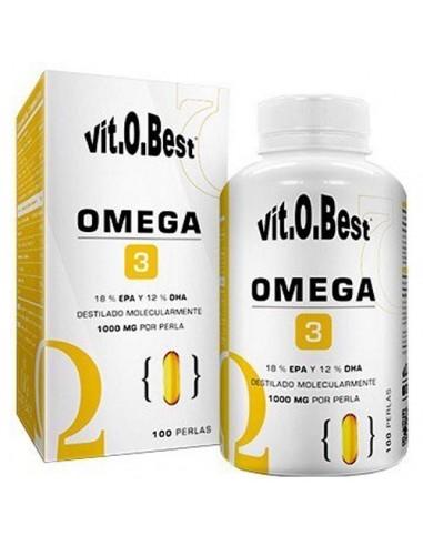 Omega 3  - 100 Perlas