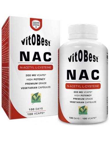 Nac 300 mg - 100 Caps.