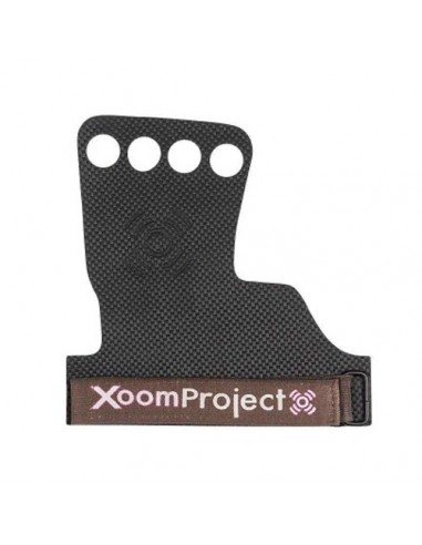 XoomGrips Carbon 4H Negro Gris