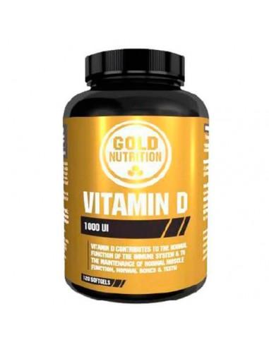 Vitamin D - 120 Perlas