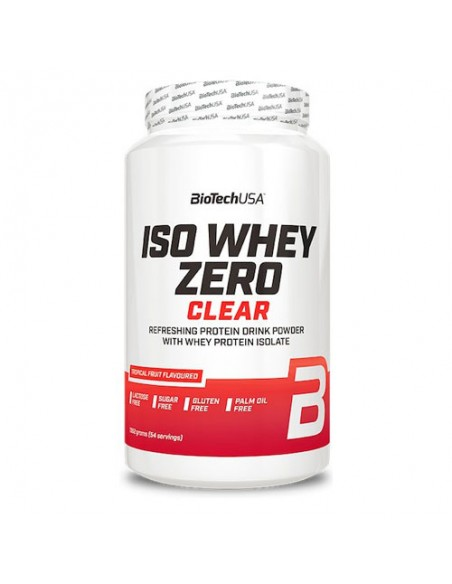Iso Whey Zero Clear 1362g - Tropical Fruit